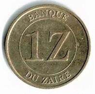 ZAÏRE / 1 ZAIRE / 1987 - Zaire (1971 -97)