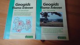 Geogids Vlaamse Ardennen  - 2 Delen  (zie Details) - Histoire