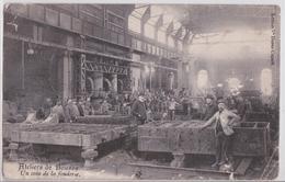 Ateliers De Boussu (Hainaut) - Un Coin De La Fonderie - Boussu