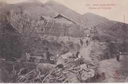 TONKIN VIETNAM INDOCHINE   :  Cao-Bang Petit Poste Militaire - Viêt-Nam