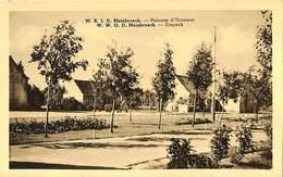 CPSM - Belgique - W.R.I.D. Melsbroeck - Pelouse D'Honneur - België