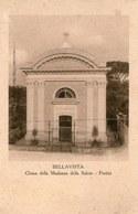 Cartolina Bellavista (Portici) Chiesa Della Madonna Della Salute Viaggiata 1927 - Portici