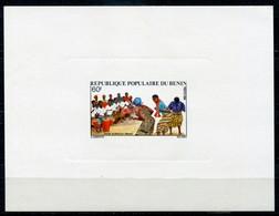 Benin Mi# 235 Press Release Postfrisch MNH - Ethnic Dancer - Benin - Dahomey (1960-...)