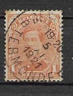 OBP135 Cirkelstempel Dendermonde-Termonde - 1915-1920 Albert I.