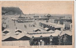 Cartolina -   Postcard /   Viaggiata -  Sent /  Napoli, Coroglio Lido Venere E Lido Delle Fate. - Napoli