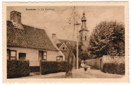 Hansbeke, De Kerkweg (pk67143) - Nevele