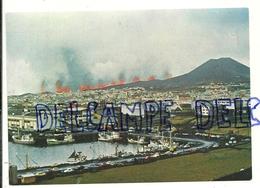 Islande. Volcan. Gosio A Heimaey. Vestmannaeyjar. 23. 1. 1973. First Day - Islande