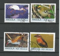 Angola 1999 Birds (0) - Vogels