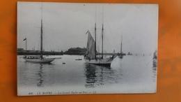 Le Havre - Les Grands Yatchs Au Port - Port