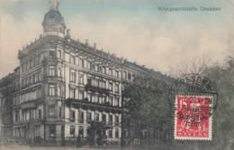 CPA - Desden - Kriegsamtstelle - Dresden
