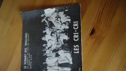 Li Tchant Des Wallons - Les Cri-cri - Vinyles