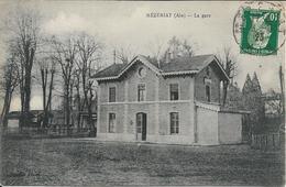 MEZERIAT La Gare - Autres Communes