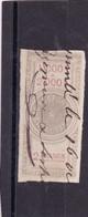 T.F. Effets De Commerce N°82 - Revenue Stamps