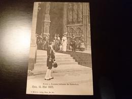 Cpa Metz  14 Mai 1903 - Metz