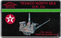 UK - Oil Rigs (L&G) - Texaco North Sea UK Co - 068E - 100Units, 17.968ex, Mint - Reino Unido