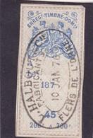 T.F. Effets De Commerce N°199 - Steuermarken