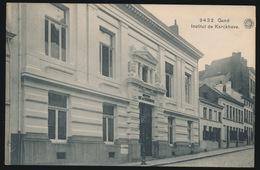 GENT  INSTITUT DE KERCHOVE - Gent