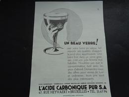 """Origineel Knipsel ( 1850 ) Tijdschrift """" Brasseur """" Reclame Publicité  Matériel Pour Brasserie  Brouwerij - Bruxelles - Publicités"""