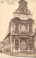 CPA - DIJON - ANCIENNE EGLISE DES CARMELITES (1928) - Dijon