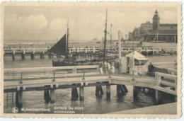 Blankenberge - Blankenberghe - Entrée Du Port - Voorhaven - Ern. Thill Phototon No 37 - 1936 - Blankenberge