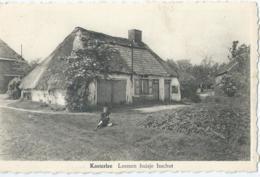 Kasterlee - Leemen Huisje Isschot - Uitg. Wwe Otten - 1951 - Kasterlee