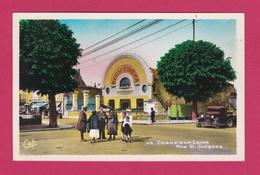 58 - COSNE SUR LOIRE - Rue St Jacques - L'EDEN CINEMA - Cosne Cours Sur Loire
