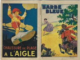 Publicite   Livret  Barbe  Bleue  61 L'aigle 18 Pages Chaussure De Plage - Publicités