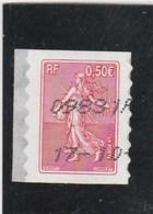 FRANCE 2006 GANDON ADHESIF OBLITERE YT 36 - - KlebeBriefmarken