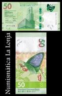 Hong Kong 50 Dollars Standard Chartered Bank 2018 (2019) Pick New SC UNC - Hong Kong