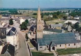 INGUINIEL (Morbihan): Vue Aérienne - L'Eglise - France