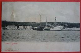 PULA - POLA , FISELLA - Croatie