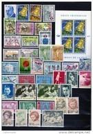 Année 1963** Complète (38 V+ 1bl) - Belgique