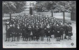 28, Nogent Le Rotrou, Colonie Scolaire De Levallois-Perret, 1910, Jeunes Filles - Nogent Le Rotrou