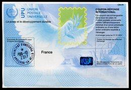 ANDORRE  International Reply Coupon / Coupon Réponse International - Entiers Postaux & Prêts-à-poster