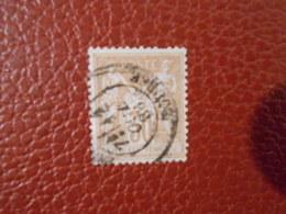 FRANCE YT80 TYPE SAGE 30c. Brun-jaune TYPE II Cachet à Date - 1876-1898 Sage (Type II)