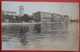 PULA - POLA , RIVA - FELDPOST , ZENSURIERT S.M.S. HABSBURG 1917 - Croatia