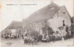 "FRANOIS --Café Restaurant  ""SEVY "" - Frankrijk"