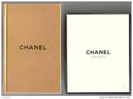 CHANEL Deux Catalogues Joaillerie - Catalogues