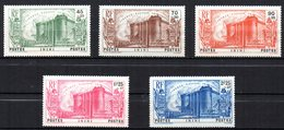 Col17  Colonie Inini N° 31 à 35  Neuf XX MNH Cote 130,00€ - Neufs