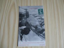 Cirque De Gavarnie (65).L'Epaule Du Marboré Et Son Glacier. - Gavarnie