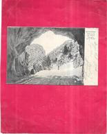 DEPT 88 - SCHLUCHT - CPA DOS SIMPLE - Vue Prise Par Le Tunnel - BES2020 - - Sonstige Gemeinden