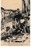 Italie   MELFI Terremoto 23 Luglio 1930 Srada Bagno Eorismo Dei Soldati..... - Otras Ciudades