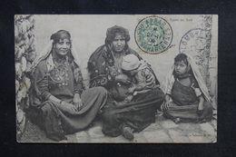 """FRANCE / ALGÉRIE - Oblitération """" Adrar Oasis Saharienne """" Sur Type Blanc Sur Carte Postale En 1908 - L 51974 - 1877-1920: Semi Modern Period"""