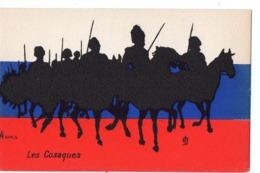 Cosaques Russes Armés De La Lance - Regiments