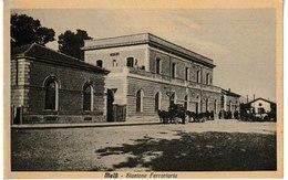 Italie   MELFI Stazione Ferroviaria - Otras Ciudades