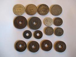 East Africa: 16 Coins 1922 - 1950 - Colonie Britannique