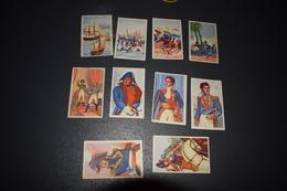 Chocolat Aiglon 10 Napoléon N° 248 - 249 - 250 - 252 - 257 - 258 - 259 - 260 - 261 - 268 - Aiglon