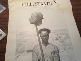 ILL 01/ CAMPAGNE DU TCHAD TETE DE RABAH MISSION GENTIL MONTCEAU LES MINES GREVE DEPUTE VAILLANT - 1900 - 1949