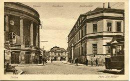 SEDAN.  Platz Du Rivage - Sedan
