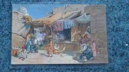 CPA -  171 -  OMDURMAN  ( KHARTUM )  - SCENE DE RUE  ( EGYPTE ) - Cartes Postales
